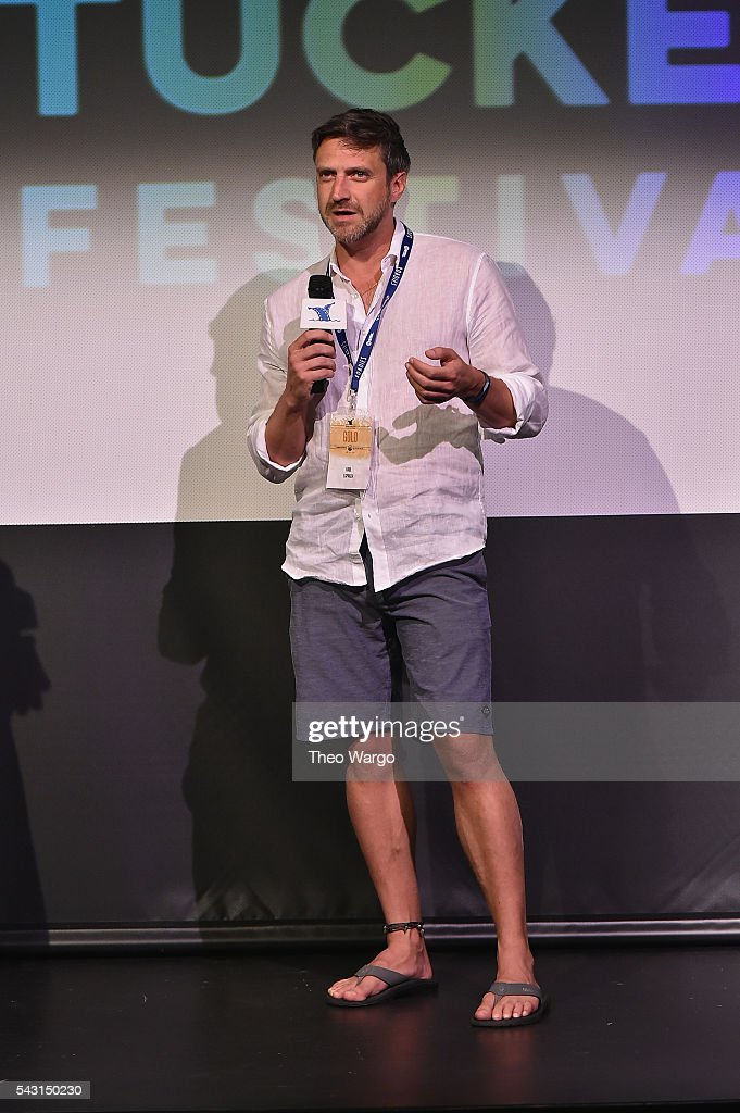 <a gi-track='captionPersonalityLinkClicked' href=/galleries/search?phrase=Raul+Esparza&family=editorial&specificpeople=214060 ng-click='$event.stopPropagation()'>Raul Esparza</a> attends a screening of 'Custody' during the 2016 Nantucket Film Festival Day 5 on June 26, 2016 in Nantucket, Massachusetts.
