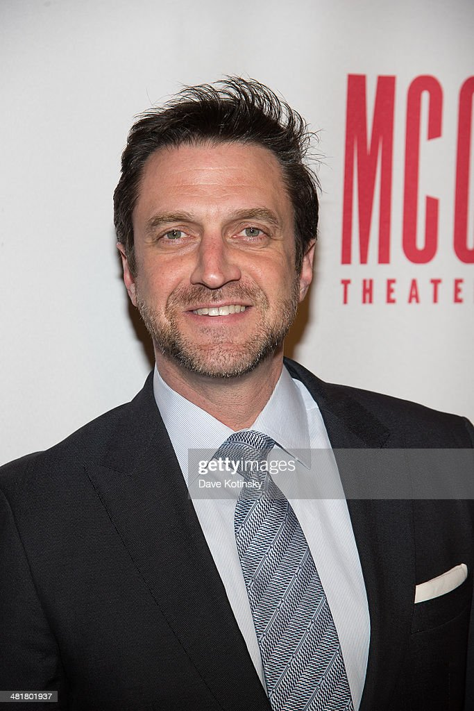 Raul Esparza attends Miscast 2014 at Hammerstein Ballroom on March 31, 2014 in New York City.