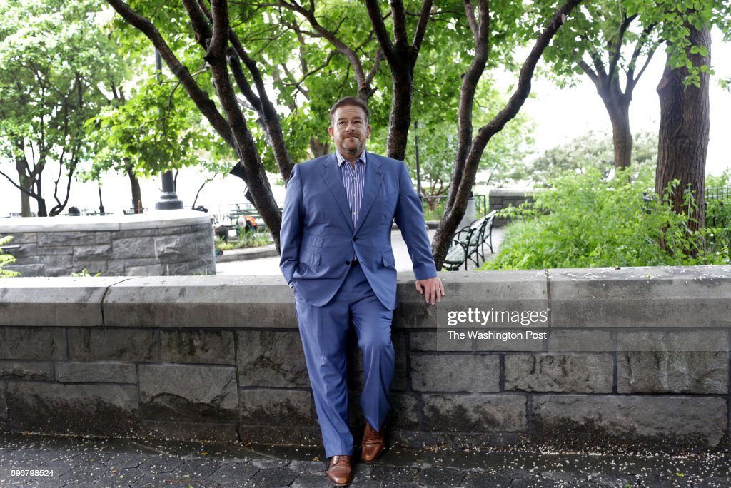 Raul Fernandez, co-owner of the NBA's Washington Wizards, the NHL's Washington Capitals, and the WNBA's Washington Mystics, poses for a portrait in New York, NY, on June 14, 2017.