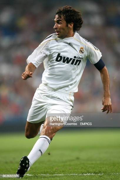 Raul Gonzalez Blanco Real Madrid