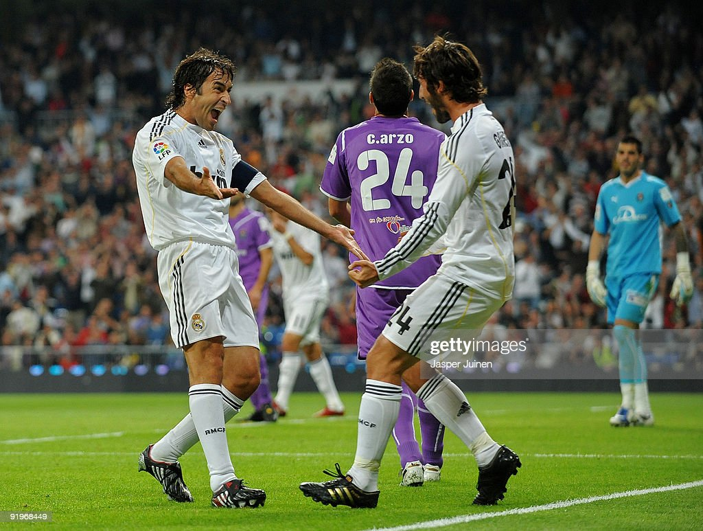 Real Madrid v Real Valladolid - La Liga