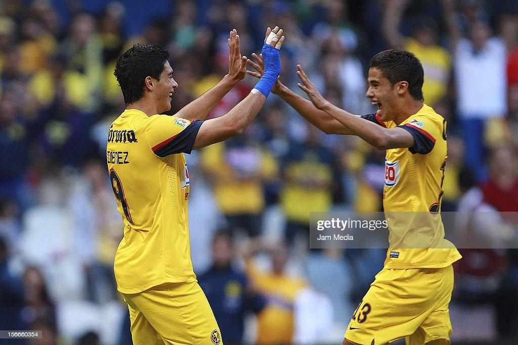 America v Morelia - Apertura 2012