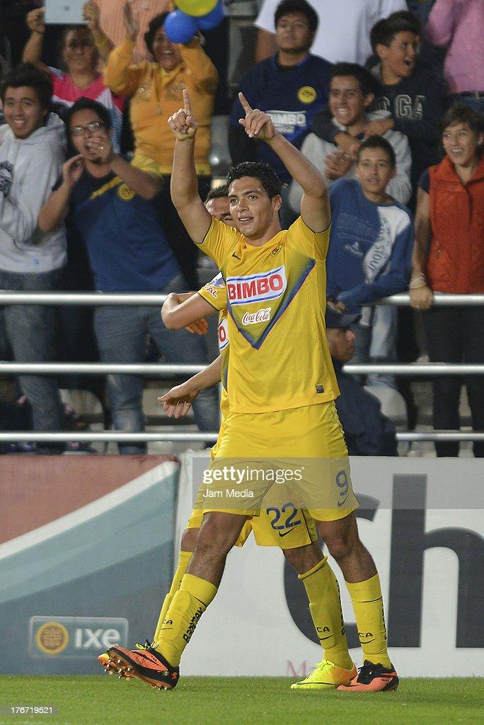 Pachuca v America - Apertura 2013 Liga MX 5
