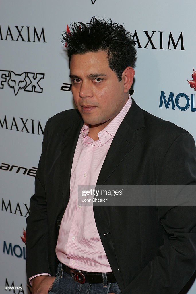 Raul Julia-Levy during Maxim Magazine Celebrates The 2005 X-Games at Cabana Club in Los Angeles, California, United States.