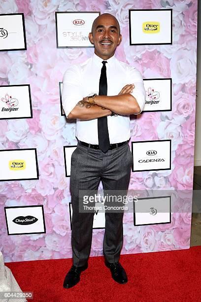 Raul Penaranda attends Kia STYLE360 Hosts Raul Penaranda Spring 2017 Momentum Fashion Show on September 13 2016 in New York City