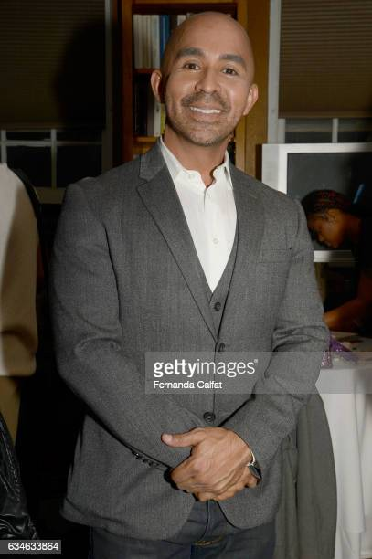 Raul Penaranda attends the Raul Penaranda presentation during New York Fashion Week at The Society Of Ilustrators on February 10 2017 in New York City
