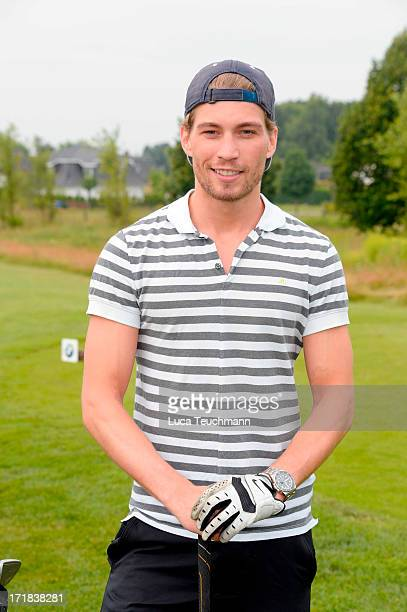 Raul Richter attends the 'BMW Golf Cup International 2013' on June 29 2013 in Michendorf Germany