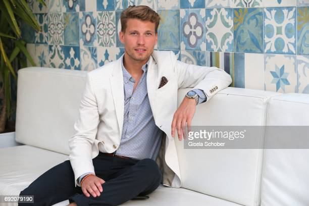 Raul Richter during the Zhero hotel and 'Bahia Mediterraneo' restaurant opening on June 3 2017 in Palma de Mallorca Spain
