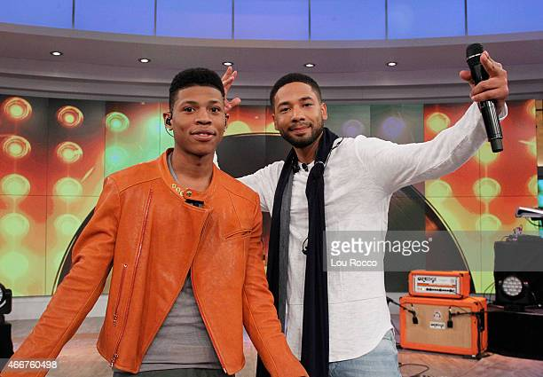 THE VIEW Raven Symone and Samantha Ponder guest cohost Guests include Bryshere Y Gray and Jussie Smollett and Becky Hammon the first female coach in...