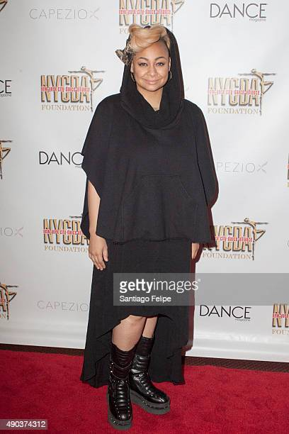 Raven Symone attends NYC Dance Alliance Foundation's 'Bright Lights Shining Stars' Gala at NYU Skirball Center on September 27 2015 in New York City