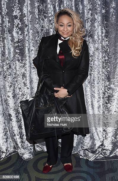 RavenSymon�� attends the Yahoo News/ABC News White House Correspondents' Dinner PreParty at Washington Hilton on April 30 2016 in Washington DC