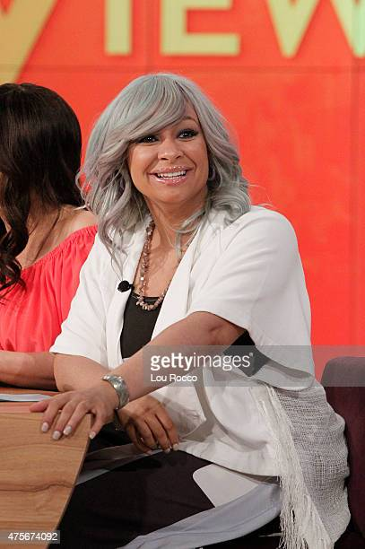 THE VIEW RavenSymone and Molly Sims are the guest cohosts Guests include Judy Blume and Jim Parsons today Tuesday June 2 2015 on ABC's 'The View'...