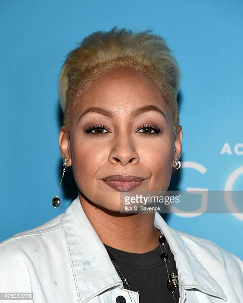 RavenSymone attends 'An Act Of God' Broadway Opening Night on May 28 2015 in New York City
