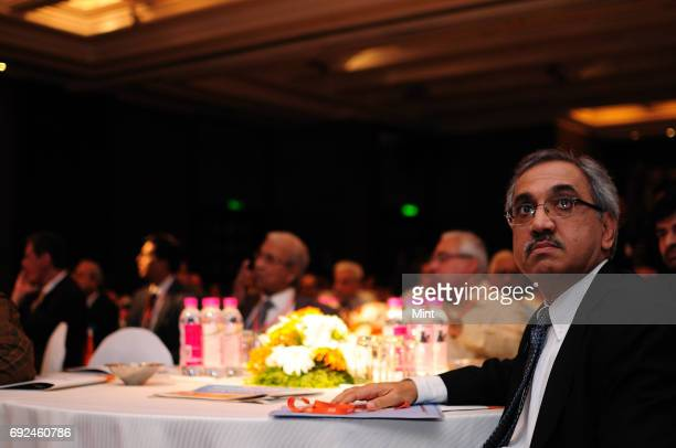 Ravi Narain Managing Director and CEO of NSE India photographed during the Mint Clarity Through Debate on enabling business action for sustainable...
