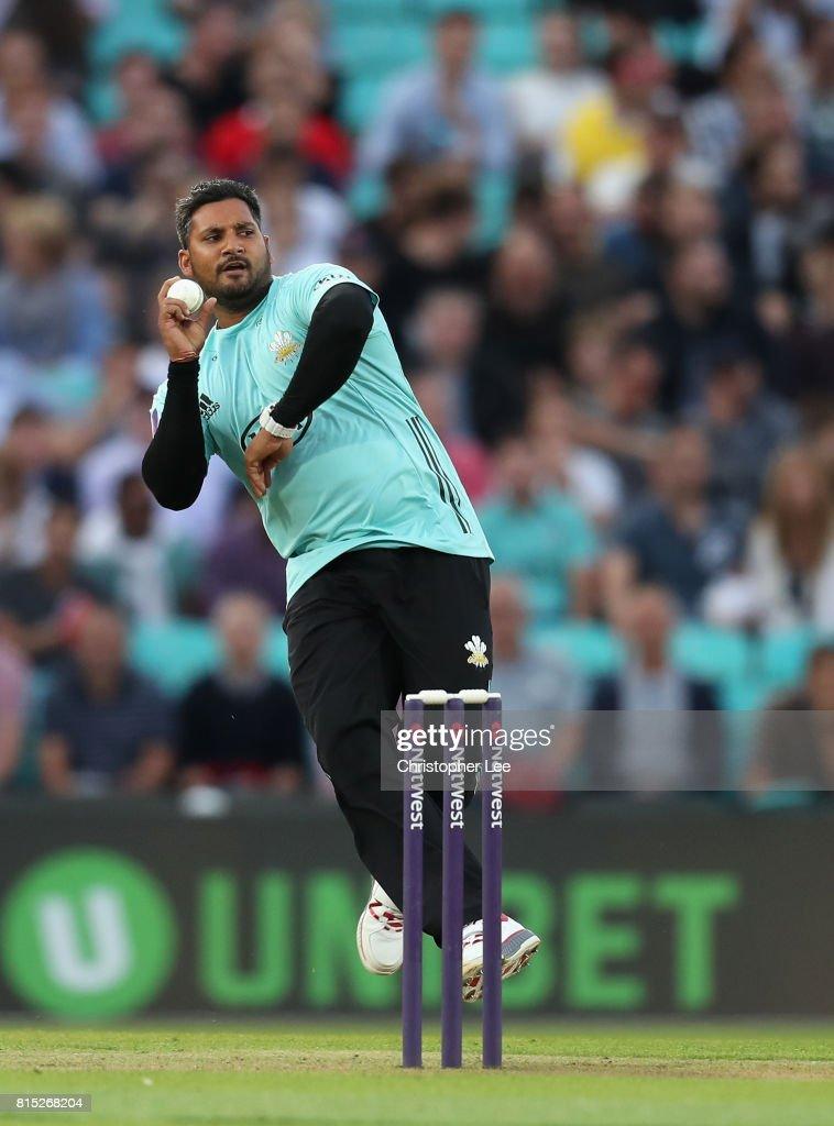 Surrey v Kent - NatWest T20 Blast