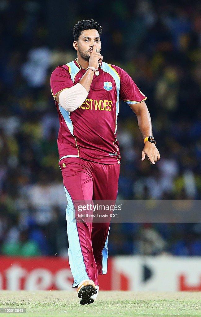 Sri Lanka v West Indies - ICC World Twenty20 2012 Final
