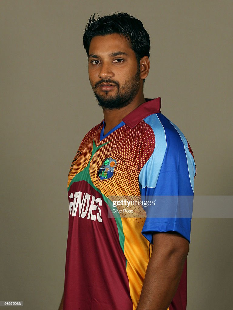West Indies Portrait Session - ICC T20 World Cup