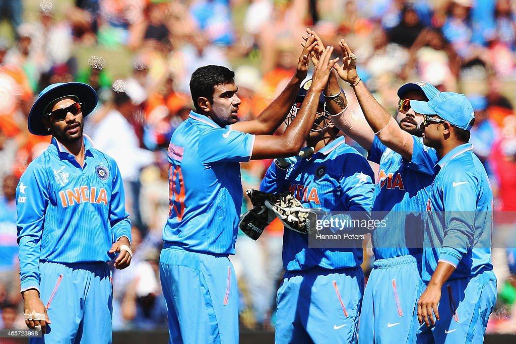India v Ireland - 2015 ICC Cricket World Cup