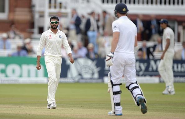 England v India: 2nd Investec Test - Day Three : News Photo