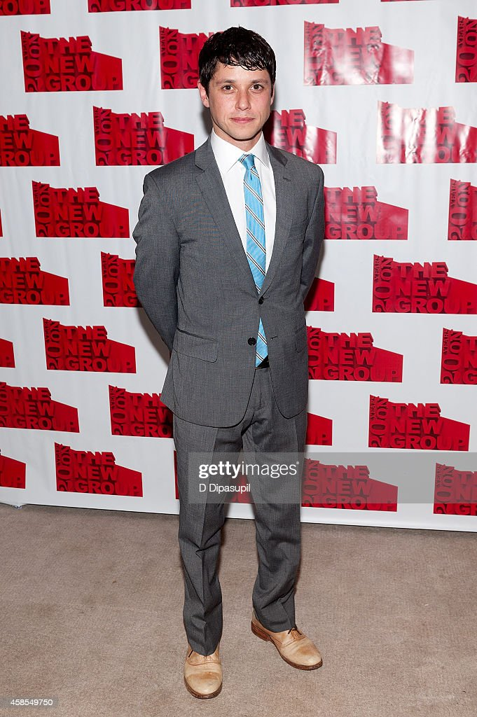 Raviv Ullman attends the 'Sticks and Bones' opening night after party at KTCHN Restaurant on November 6, 2014 in New York City.