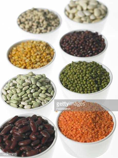 Raw Foods, Mixed Beans