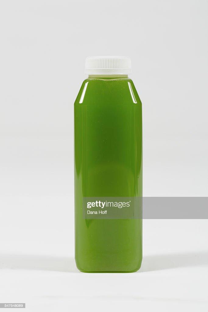 Raw fruit vegetable smoothie juice drink