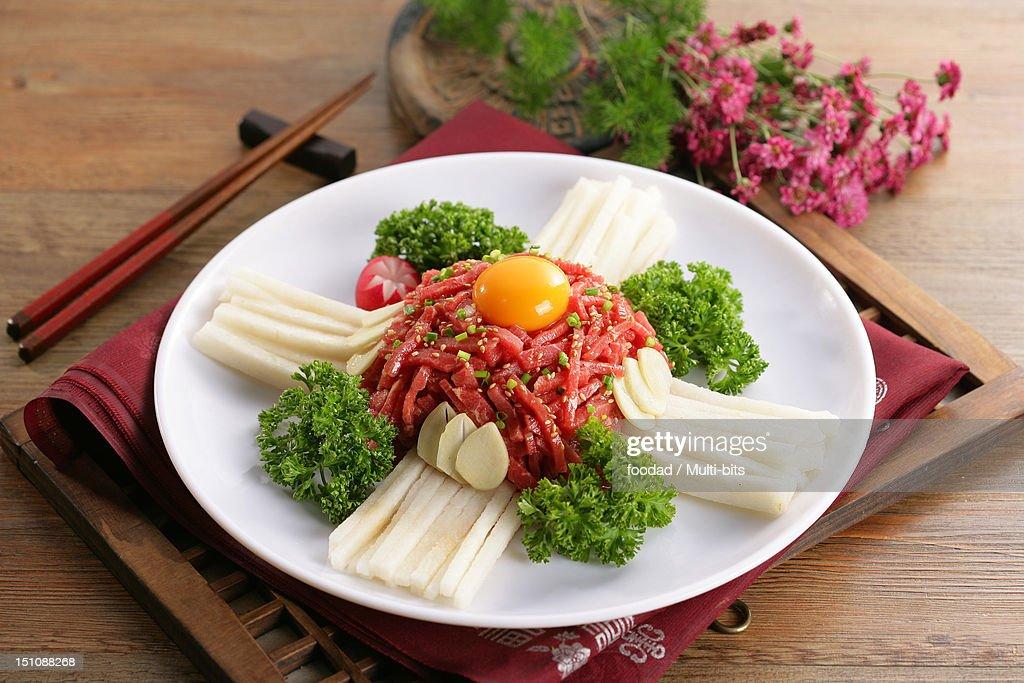 Raw meat : Stock Photo