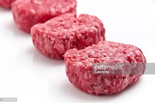 Raw Mini Burgers