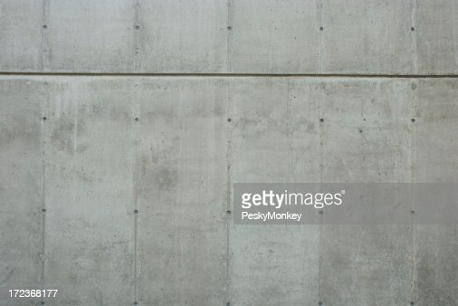 Raw New Concrete Wall Background with Texture