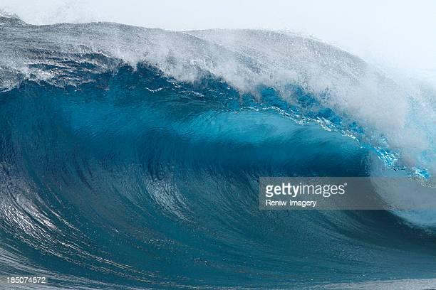 raw ocean wave