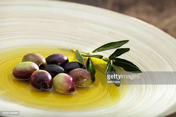 Raw Olive