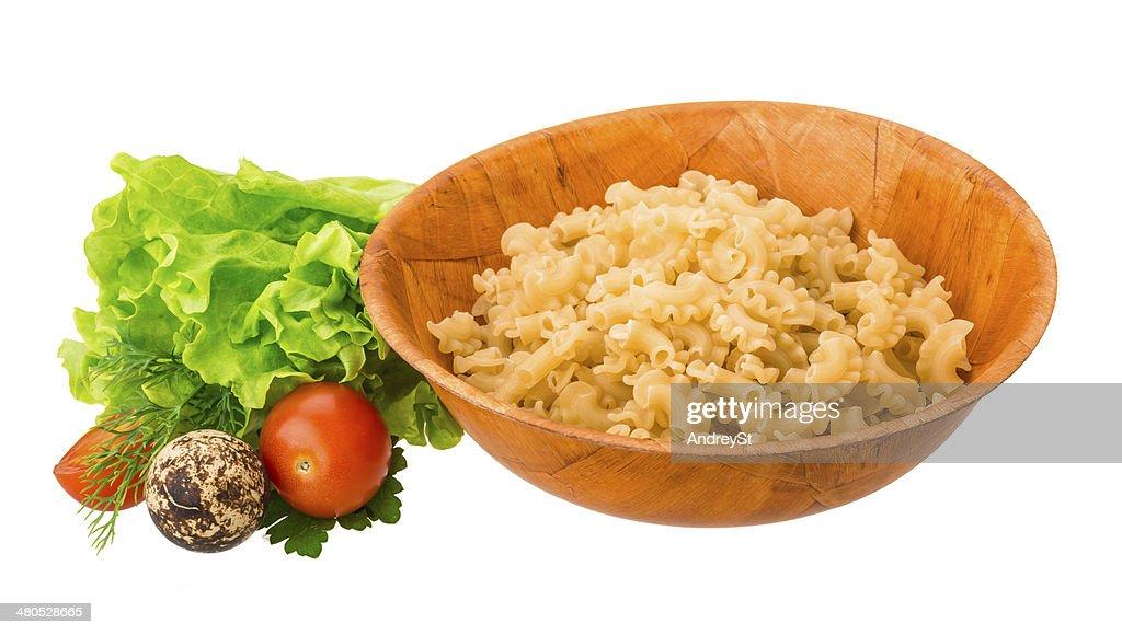 Crudo pasta : Foto stock