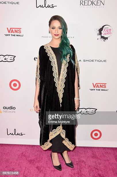 Rawda attends the 5th Annual NYX FACE Awards on August 20 2016 in Los Angeles California