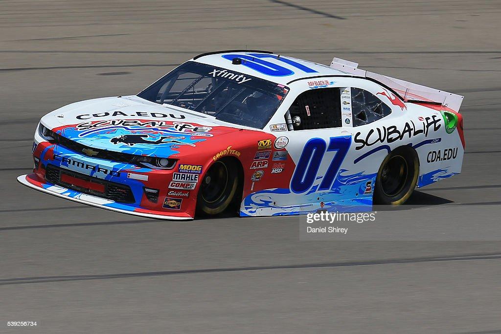 Michigan International Speedway - Day 1 | Getty Images