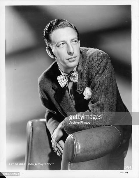 Ray Bolger in publicity portrait for the film 'The Harvey Girls' 1946