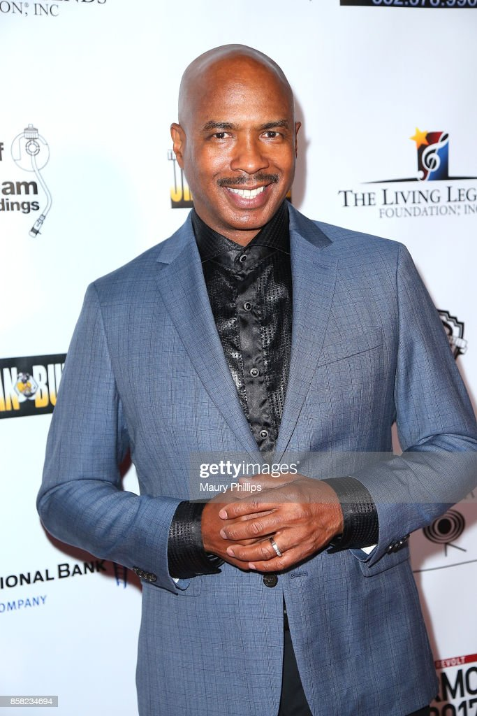 Ray Chew arrives at The Living Legends Foundation's 21st annual awards gala - at Taglyan Cultural Complex on October 5, 2017 in Hollywood, California.