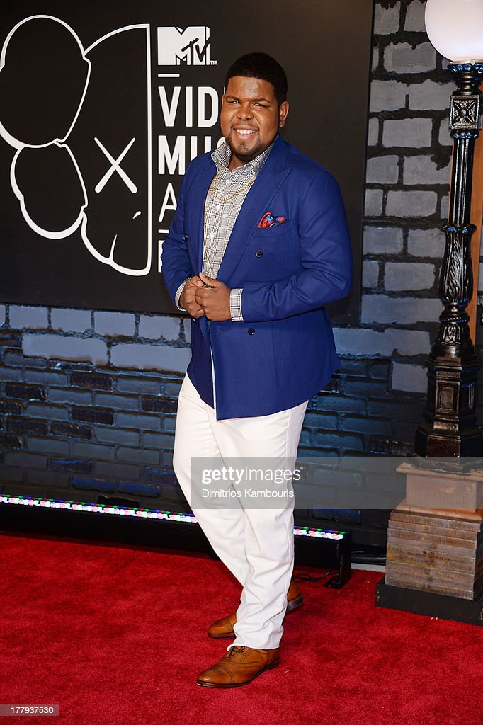 Ray Dalton attends the 2013 MTV Video Music Awards at the Barclays Center on August 25, 2013 in the Brooklyn borough of New York City.