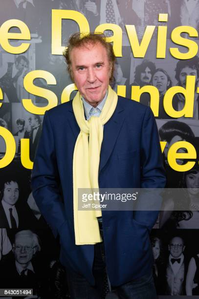Ray Davies attends the Clive Davis 'Soundtrack Of Our Lives' special screening at The Curzon Mayfair on September 5 2017 in London England