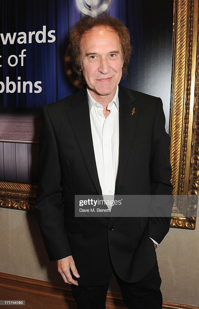 <a gi-track='captionPersonalityLinkClicked' href=/galleries/search?phrase=Ray+Davies&family=editorial&specificpeople=160365 ng-click='$event.stopPropagation()'>Ray Davies</a> attends the Nordoff Robbins O2 Silver Clef Awards at the London Hilton on June 28, 2013 in London, England.