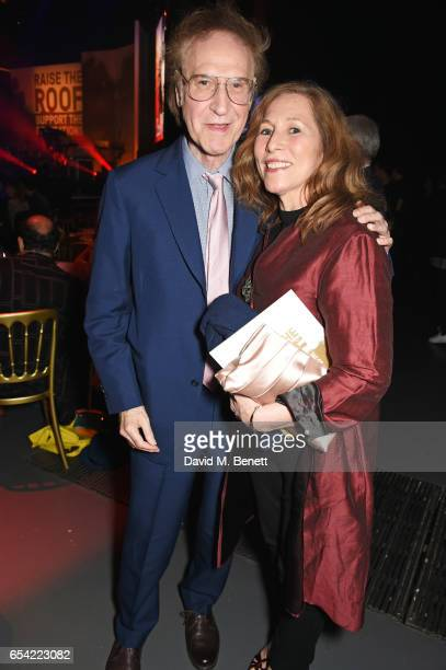 Ray Davies attends the Roundhouse Gala at The Roundhouse on March 16 2017 in London England