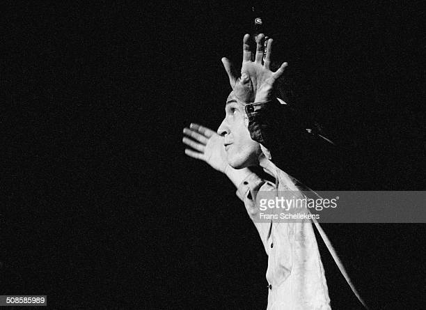 Ray Davies vocal of the Kinks performs at Beurs van Berlage on 1st July 1993 in Amsterdam Netherlands