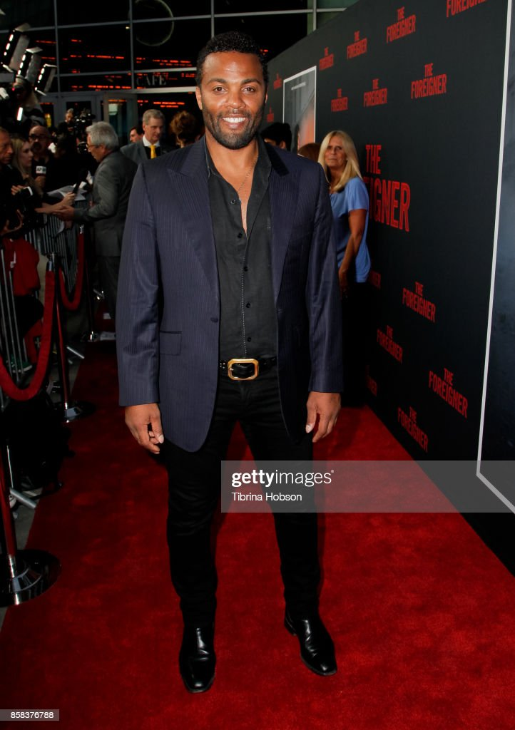"""Premiere Of STX Entertainment's """"The Foreigner"""" - Red Carpet"""