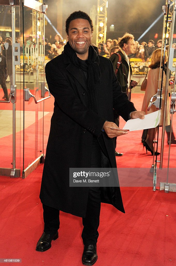 """""""The Wolf Of Wall Street"""" - UK Premiere - Inside Arrivals"""