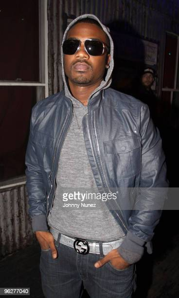 Ray J attends House of Blues Sunset Strip on January 29 2010 in West Hollywood California