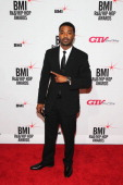 Ray J attends the 2013 BMI RB/HipHop Awards at Hammerstein Ballroom on August 22 2013 in New York City