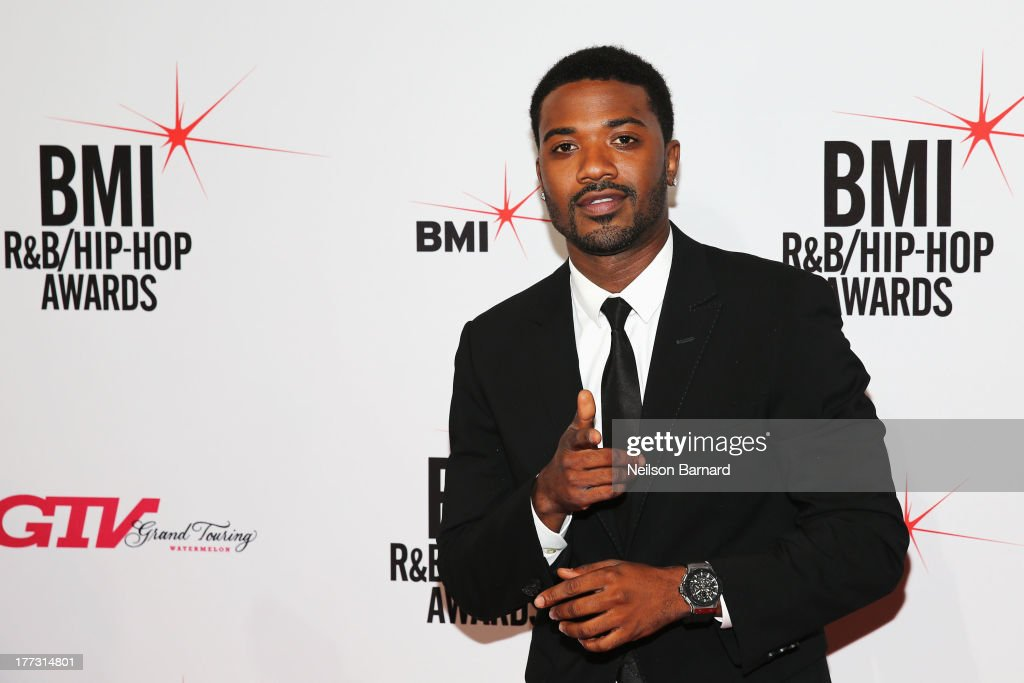 <a gi-track='captionPersonalityLinkClicked' href=/galleries/search?phrase=Ray+J&family=editorial&specificpeople=581007 ng-click='$event.stopPropagation()'>Ray J</a> attends the 2013 BMI R&B/Hip-Hop Awards at Hammerstein Ballroom on August 22, 2013 in New York City.