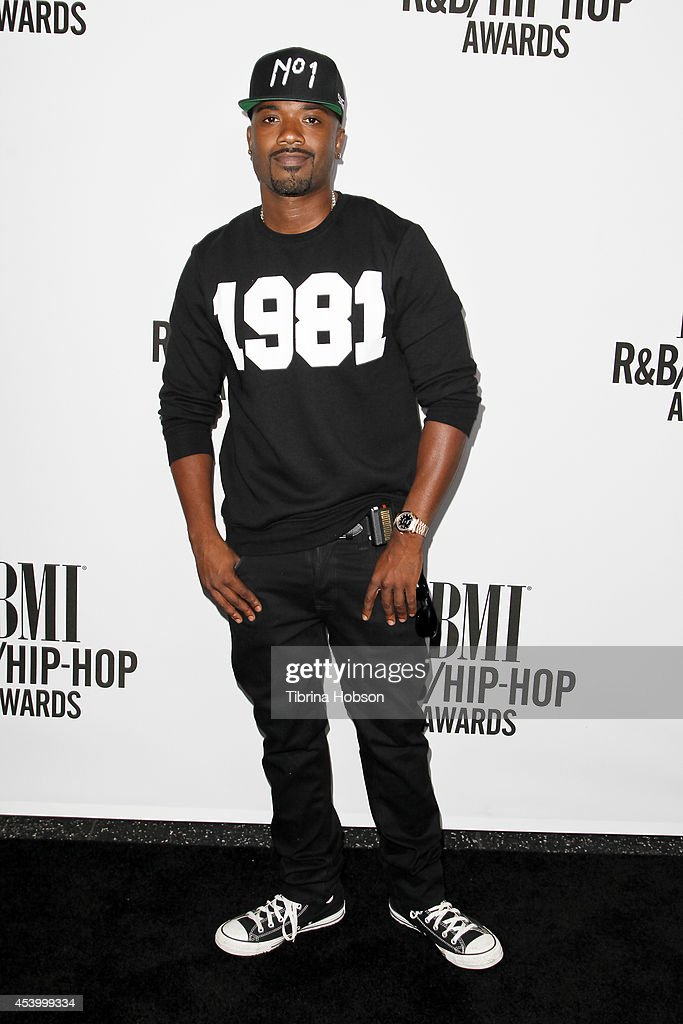 <a gi-track='captionPersonalityLinkClicked' href=/galleries/search?phrase=Ray+J&family=editorial&specificpeople=581007 ng-click='$event.stopPropagation()'>Ray J</a> attends the 2014 BMI R&B/Hip-Hop awards at the Pantages Theatre on August 22, 2014 in Hollywood, California.