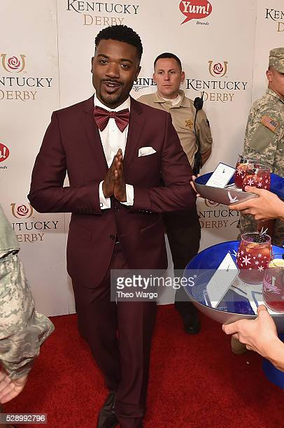 Ray J attends the GREY GOOSE Lounge at the 142nd running of The Kentucky Derby at Churchill Downs on May 7 2016 in Louisville Kentucky