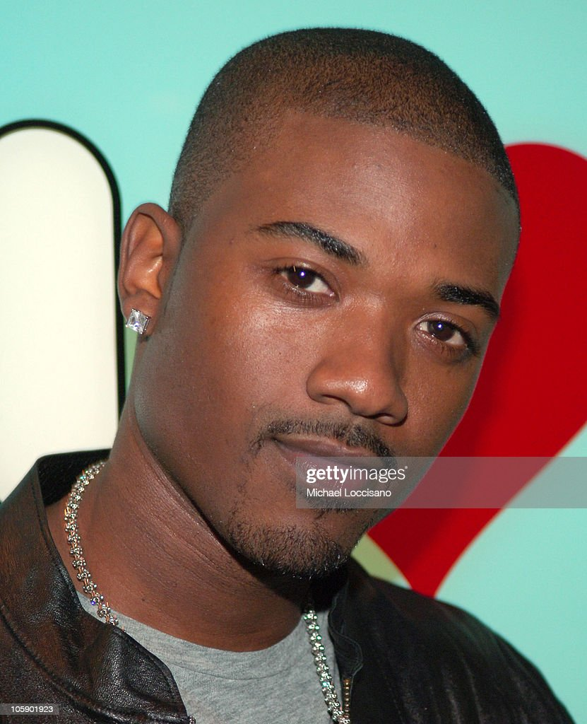 Ray J during Ashley Parker Angel and Ray J Visit MTV's 'TRL' January 9 2006 at MTV Studios Times Square in New York City New York United States
