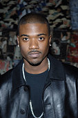 Ray J during UPN's 'One on One' 100th Episode Party in Los Angeles California United States